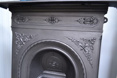 Victorian Arched Bedroom Fireplace 4053B - Oldfireplaces