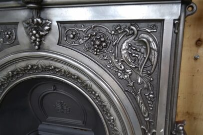 Victorian Rococo Revival Style Fireplace 4056LC - Oldfireplaces