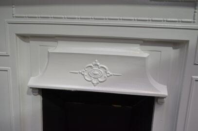 Painted Edwardian Fireplace 4065MC - Oldfireplaces