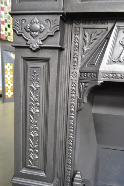 Reclaimed Victorian Fireplace 4075MC - Oldfireplaces