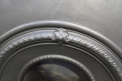 Cast Iron Arched Insert 4080AI - Oldfireplaces