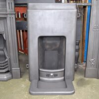 Art Deco Bedroom Fireplace & Hearth 4081B - Oldfireplaces