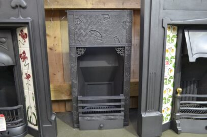 Arts & Crafts Insert 4083AI - Oldfireplaces