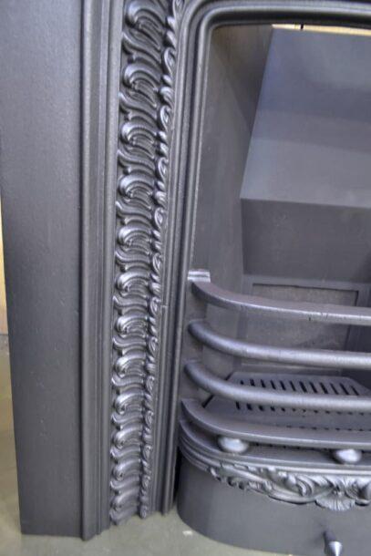 Victorian Cast Iron Insert 4084I - Oldfireplaces