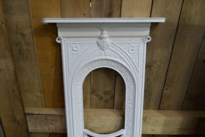 Victorian Arts and Crafts Bedroom Fireplace 4085B - Oldfireplace