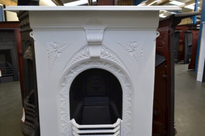 Victorian Painted Fern Fireplace 4086MC - Oldfireplaces