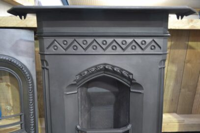 Victorian Gothic Fireplace 4089MC - Oldfireplaces