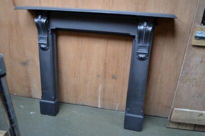 Victorian Corbelled Cast Iron Surround 4097CS - Oldfireplaces