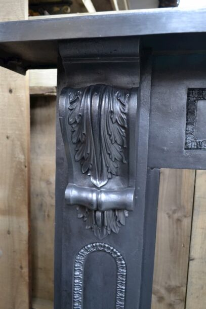 Victorian Corbelled Fire Surround 4100CS - Oldfireplaces