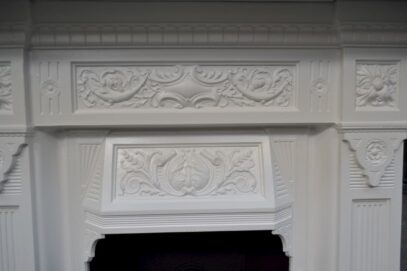 Victorian Fireplace The Victor 4098MC - Oldfireplaces