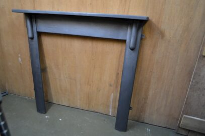1920's Cast Iron Fire Surround 4104CS - Oldfireplaces