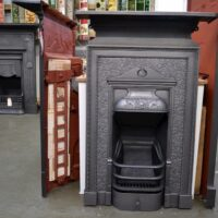 Victorian Bedroom Fireplace 4110B - Oldfireplaces