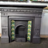 Victorian Cast Iron Surround The Beaconsfield 4115CS