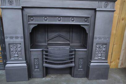 Victorian Cast Iron Surround The Beaconsfield 4115CS