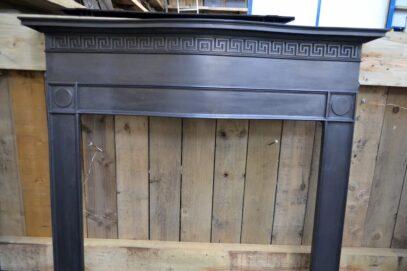 Original Cast Iron Fireplace Surround 4130CS - Oldfireplaces
