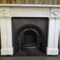Georgian Marble Fire Surrounds 4132MS - Oldfireplaces