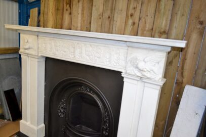 Georgian Marble Fire Surrounds 4133MS - Oldfireplaces