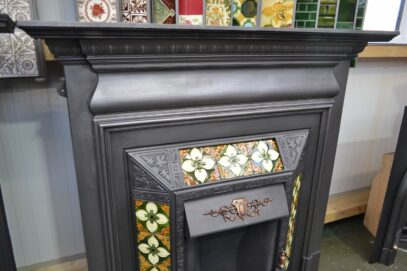 Vintage Fire Surround Victorian 4144CS - Oldfireplaces