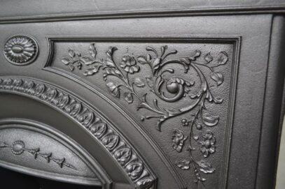 Decorative Victorian Fireplace 4126MC - Oldfireplaces
