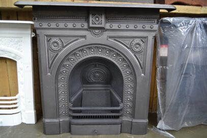 Victorian Cast Iron Fireplace 4156LC - Oldfireplaces