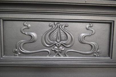 Art Nouveau Fire Surrounds - 4162CS