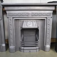 Victorian Fireplace Cast Iron 4169LC - Oldfireplaces
