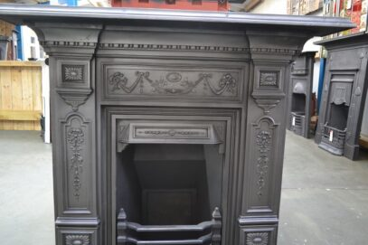 Victorian Cast Iron Fireplace 4170LC - Oldfireplaces