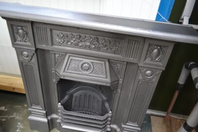 Victorian Cast Iron Fireplace The Scotia 4174LC