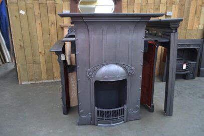 Edwardian Arts & Crafts Fireplace 4177LC - Oldfireplaces