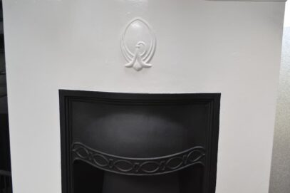 1930's Painted Bedrooms Fireplaces 4157B - Oldfireplaces