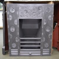 Thomas Jeckyll Cast Iron Insert 4188I - Oldfireplaces