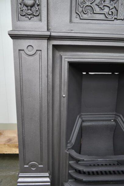 Victorian Fireplace Cast Iron 4190MC - Oldfireplaces