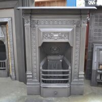 Victorian Bedroom Fireplace 4193B - Oldfireplaces