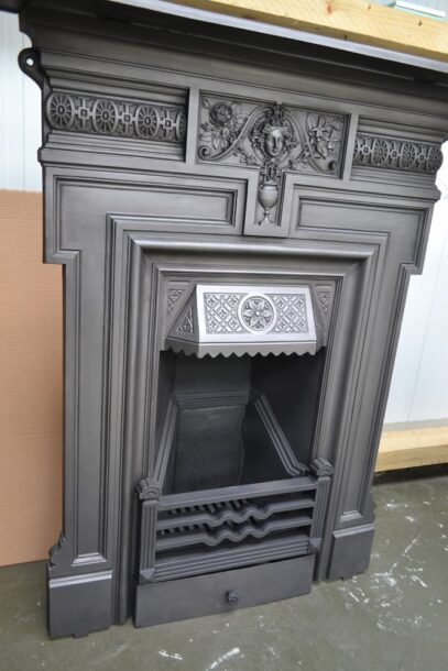Victorian Fireplace 4195MC - Oldfireplaces