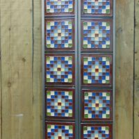 Reproduction Mosaic Fireplace Tiles - R064 Oldfireplaces