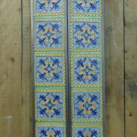Ipswich Reproduction Fireplace Tiles - R065 Oldfireplaces