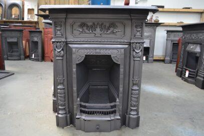 Vintage Victorian Fireplace 4197MC - Oldfireplaces