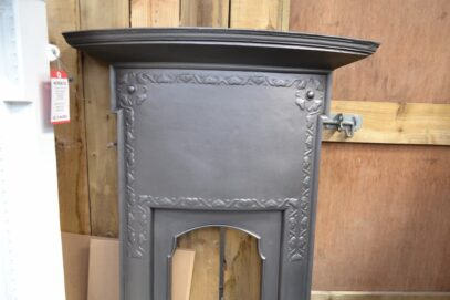 Arts and Crafts Bedroom Fireplace Voysey - 4203B