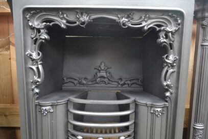 Victorian Rococo Hob Grate 4214H - Oldfireplaces