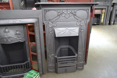 Arts & Crafts Bedroom Fireplace 4218B - Oldfireplaces
