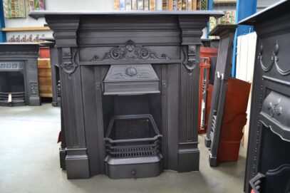 Late Victorian Fireplace 4220LC - Oldfireplaces