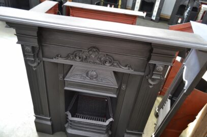 Late Victorian Fireplace 4220LC - Oldfireplace