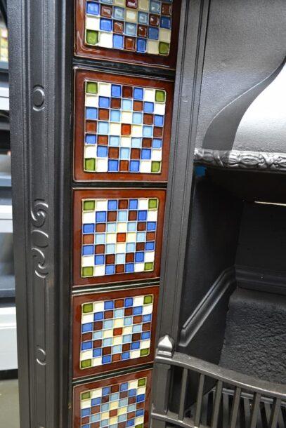 Small Edwardian Tiled Insert - 4224TI