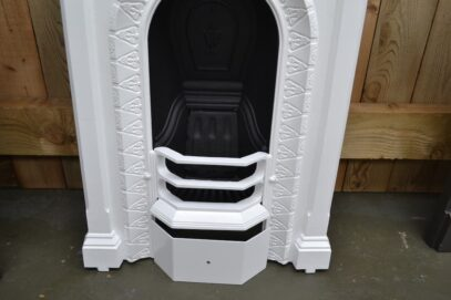 Painted Victorian Bedroom Fireplace 4230B - Oldfireplaces