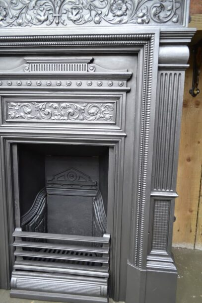 Victorian Cast Iron Fireplace 4232LC - Oldfireplaces