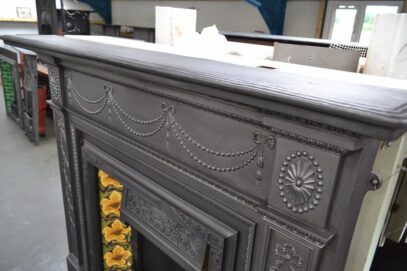 Victorian Fire Surround 4237CS - Oldfireplaces