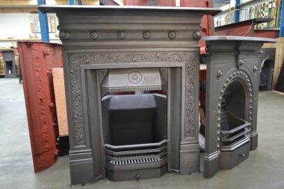 Victorian Fireplace Antique 4208LC - Oldfireplaces