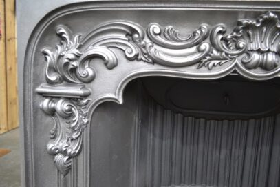 Victorian Cast Iron Insert - 4222I