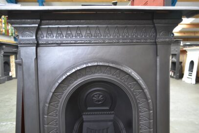 Victorian Arched Fireplace 4244MC - Oldfireplaces