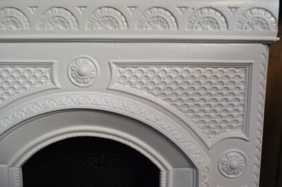 Victorian Bedroom Fireplace 4247B - Oldfireplaces